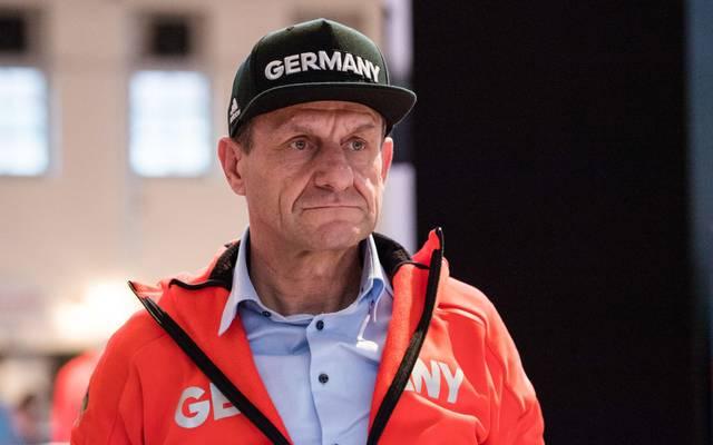 Alfons Hörmann ist seit Dezember 2013 Präsident des DOSB