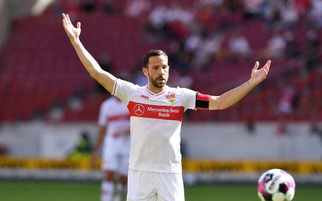 Gonzalo Castro ist Kapitän beim VfB Stuttgart