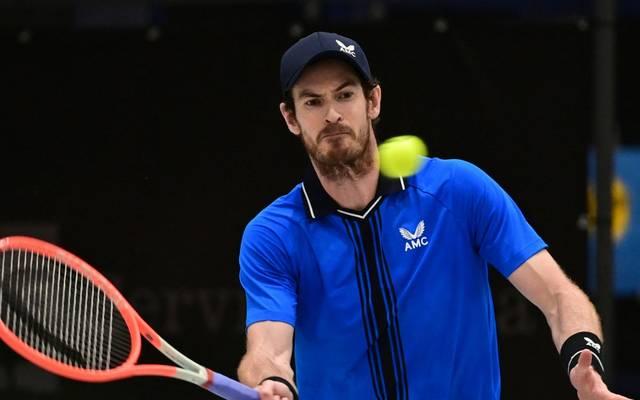 Andy Murray startet erfolgreich in die Saison