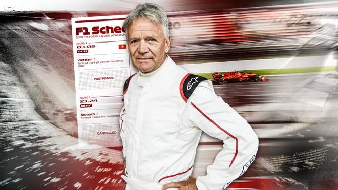 Marc Surer würde zwei Formel-1-Rennen an einem Wochenende angesichts der Coronakrise befürworten
