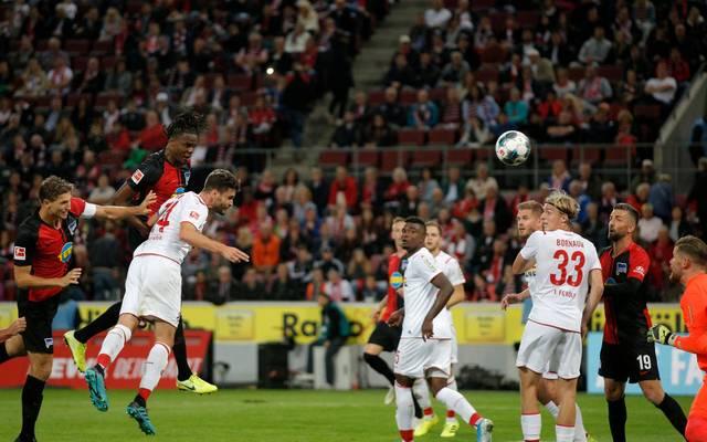 Hertha schlug Köln in der Bundesliga mit 4:0