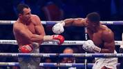 Anthony Joshua besiegte Wladimir Klitschko in London