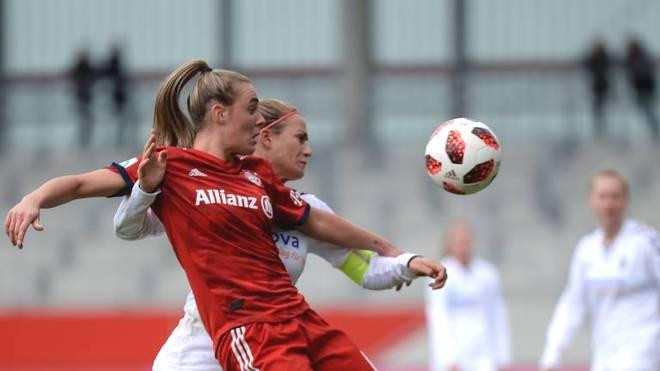 Jill Roord spielte von 2017 bis 2019 beim FC Bayern
