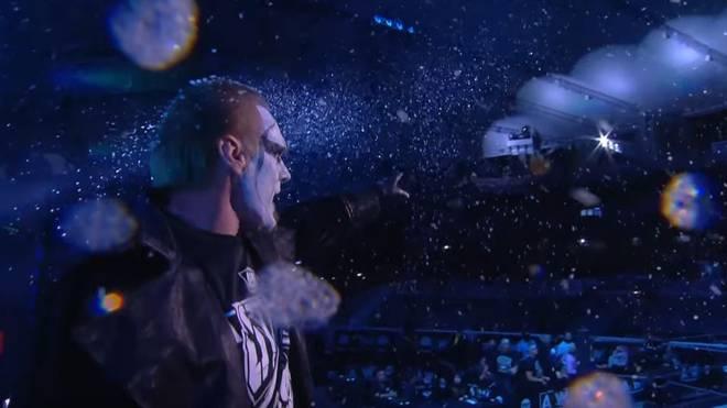 Sting kam nicht allein bei AEW Dynamite an