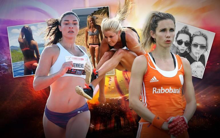 Die sportlichen Leistungen stehen bei Olympia im Vordergrund. Doch unter den Athletinnen gibt es echte Hingucker. SPORT1 zeigt, welche Damen auch optisch glänzen