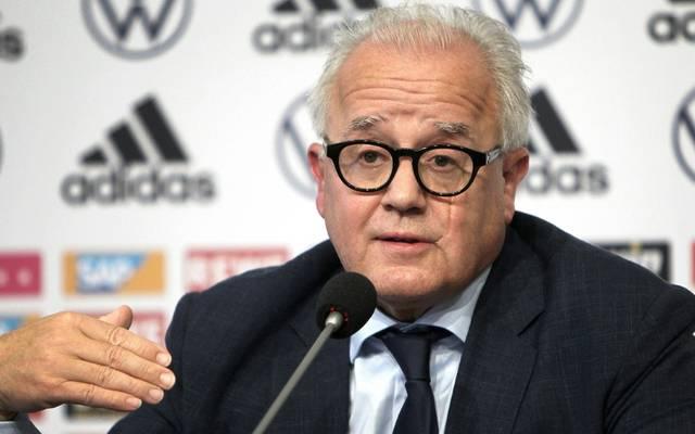 Fritz Keller spricht über die Diskussionen beim DFB