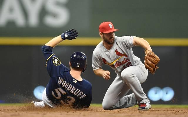 Die Milwaukee Brewers treffen bereits zum zweiten Mal in dieser Woche auf die St. Louis Cardinals