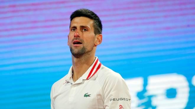 ATP-Masters in Madrid: Novak Djokovic sagt Teilnahme ab