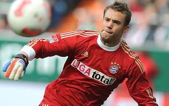 Manuel Neuer Manager des FC Bayern? Uli Hoeneß hat die Idee ins Gespräch gebracht - und der Keeper zeigt sich nun nicht abgeneigt