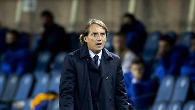 Roberto Mancini ist seit Mai 2018 italienischer Nationaltrainer