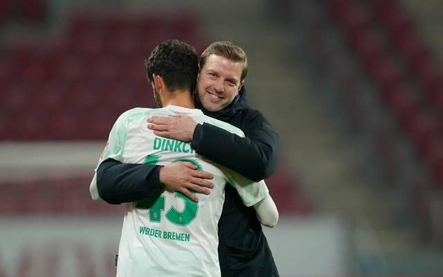 Eren Dinkci gelang mit dem ersten Ballkontakt sein erstes Bundesligator