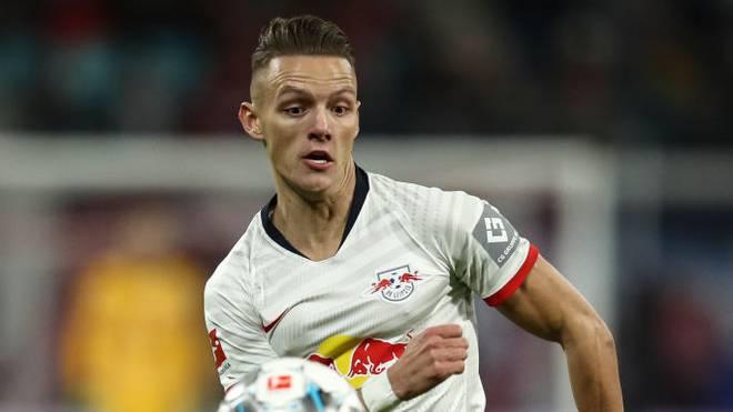 Hannes Wolf spielte bereits unter Marco Rose in Salzburg