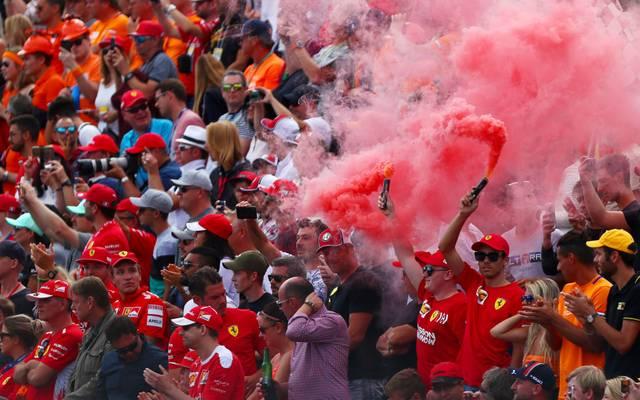 Zum ersten Formel 1 Grand Prix in Imola seit 2006 sind 13.000 Fans zugelassen