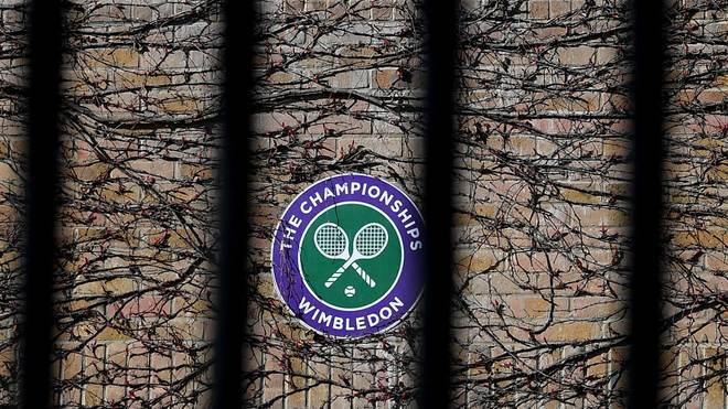 In diesem Jahr findet in Wimbledon kein Tennis-Turnier statt
