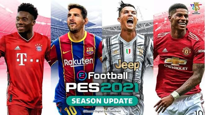Das sind die neuen Cover-Stars für Pro Evolution Soccer!