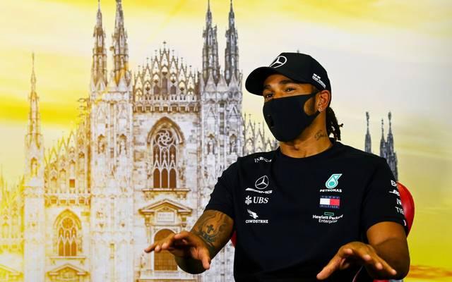 Lewis Hamilton sieht in der Abschaffung des Party-Modus sogar einen Vorteil für Mercedes