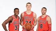 2017-18 Chicago Bulls Media Day