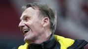 BVB-Boss Hans-Joachim Watzke musste in der vergangenen Saison häufig leiden