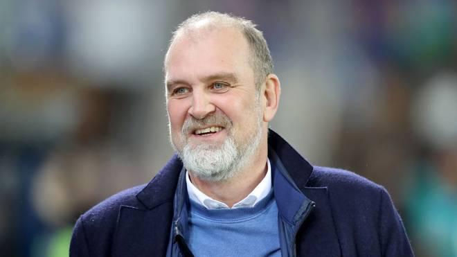 Jörg Schmadtke ist seit 2018 als Geschäftsführer beim VfL Wolfsburg tätig