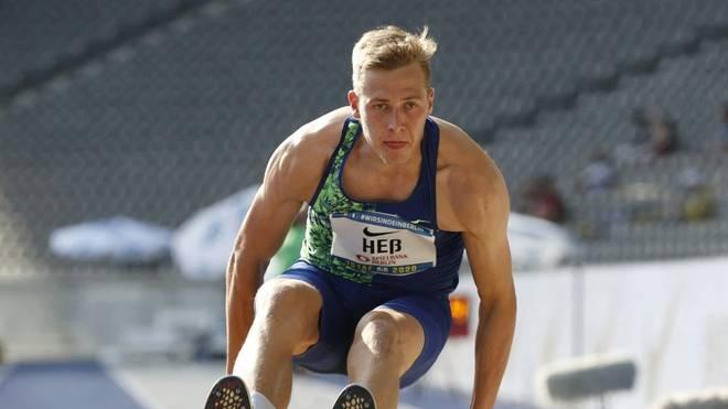 Max Heß sichert sich in Torun die Bronzemedaille