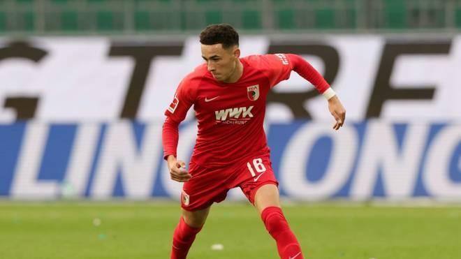 Ruben Vargas traf in der 19. Minute für Augsburg
