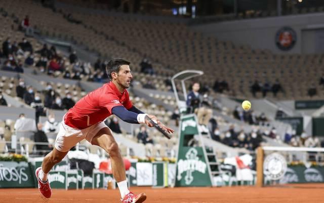 Novak Djokovic wurde bei den US Open 2020 disqualifiziert, weil er eine Linienrichter mit dem Ball getroffen hatte