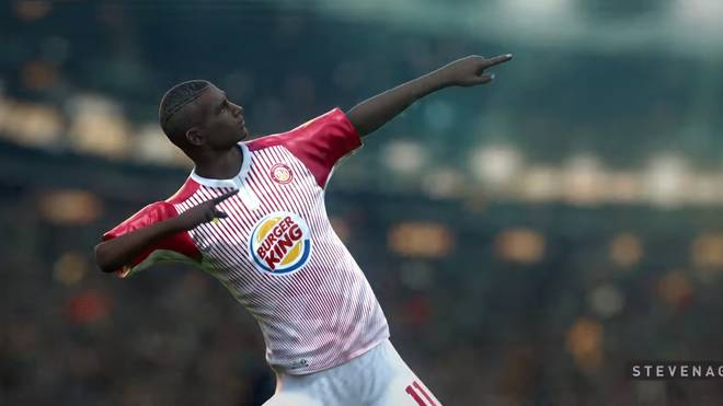 Burger King macht einen englischen Viertligisten zu einem der meistgespielten Teams in FIFA 20