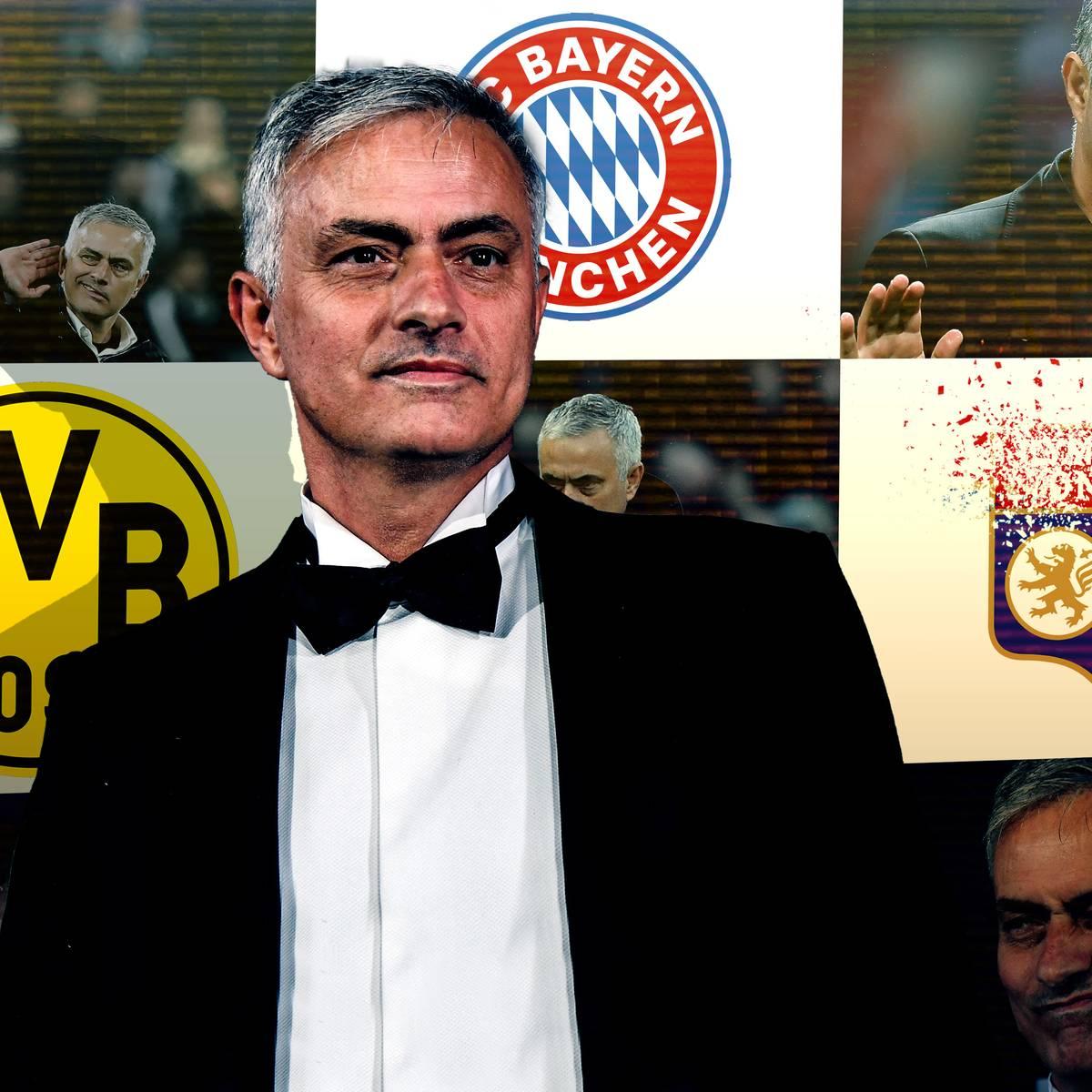 Mourinho - der Schattenmann Europas