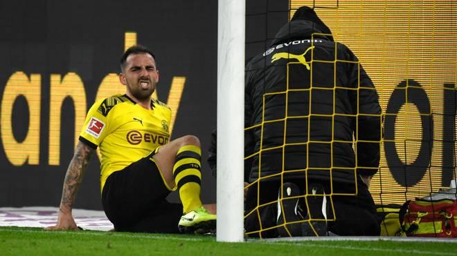 Paco Alcácer hat wohl keine Zukunft mehr beim BVB