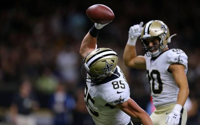 Die New Orleans Saints starten mit dem Spiel gegen die Houston Texans in die neue NFL-Saison