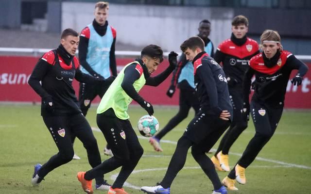Der VfB Stuttgart trifft auf RB Leipzig