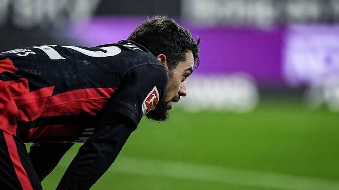 Amin Younes startet bei Eintracht Frankfurt durch