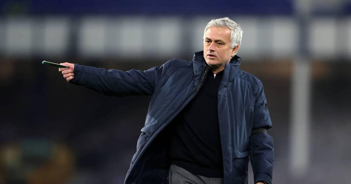 Serie A: Jose Mourinho übernimmt AS Rom nach Entlassung bei Tottenham Hotspur