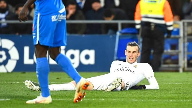 Gareth Bale und Real Madrid sind in der Supercopa gefordert