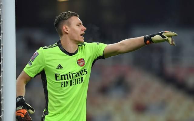 Bernd Leno hielt das Tor des FC Arsenal sauber