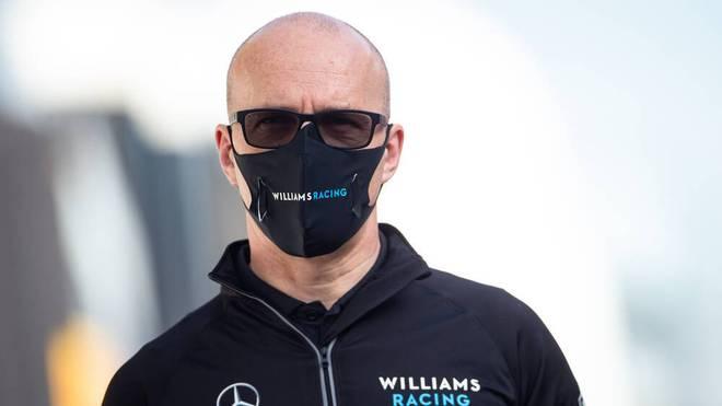 Simon Roberts ist Teamchef beim Formel-1-Team Williams