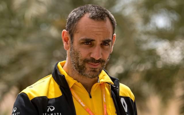 Formel 1: Cyril Abiteboul muss Renault verlassen