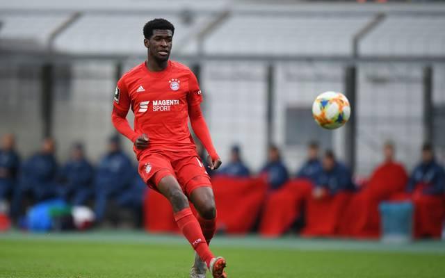 Kwasi Okyere Wriedt ist Toptorjäger der 3. Liga