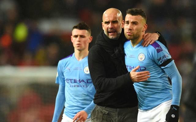 Pep Guardiola und Manchester City droht eine zweijährige Sperre in der Champions League