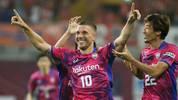Lukas Podolski wechselt in die Türkei