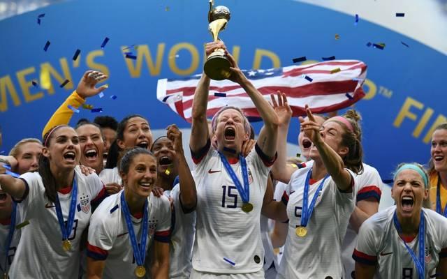 Die US-Weltmeisterinnen erzielten eine Teileinigung mit dem Verband