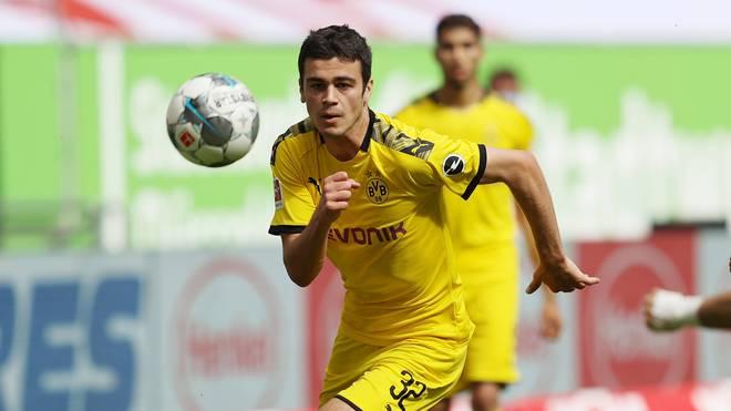 Giovanni Reyna fehlt gegen den FSV Mainz 05