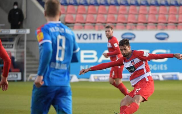 Holstein Kiel hat den Anschluss an die Aufstiegsplätze verpasst