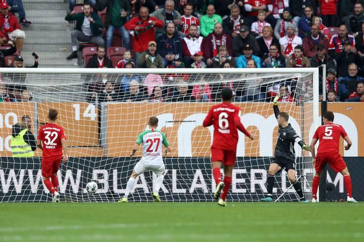 Der FC Bayern ist hinten nicht ganz dicht. 15 Gegentore schon in dieser Saison, allein zehn in der Liga. In den letzten vier Pflichtspielen immer zwei Gegentore. Dabei betonte Trainer Niko Kovac in seiner Bayern-Amtszeit schon des Öfteren, dass Verteidigen im Fußball das Einfachste sei. Den Beweis erbringen seine Spieler nicht. Im Gegenteil