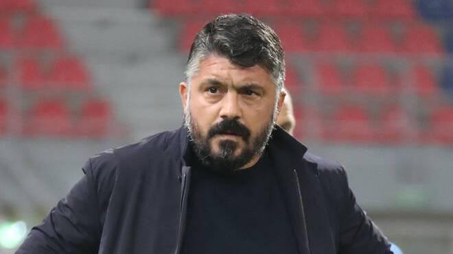 Gennaro Gattuso ist Trainer der SSC Neapel