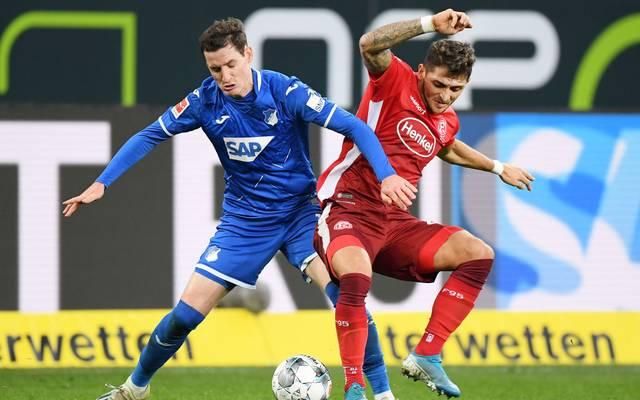 Keinen Sieger gab es am 13. Spieltag zwischen Hoffenheim und Düsseldorf