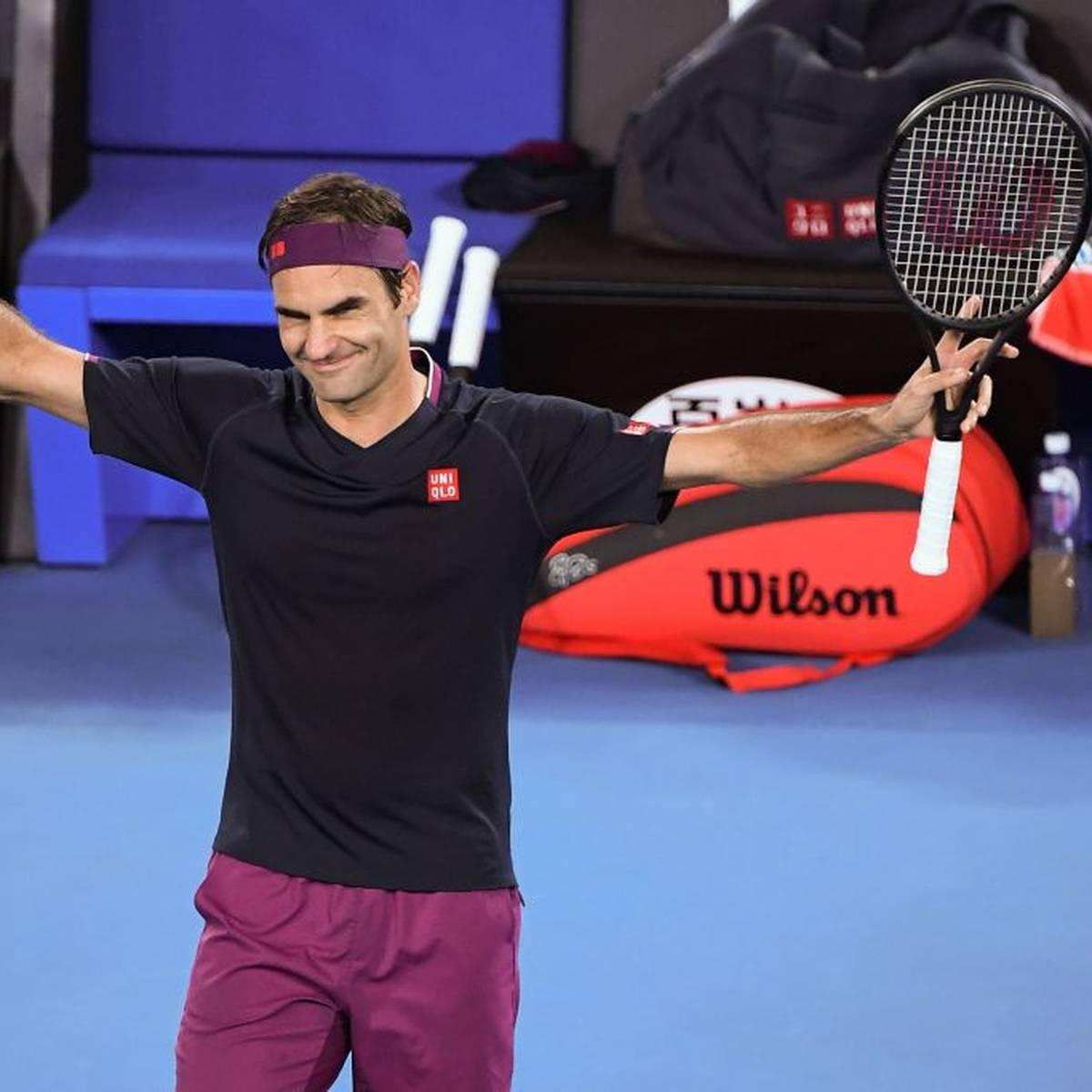 Federer glänzt im ersten Spiel