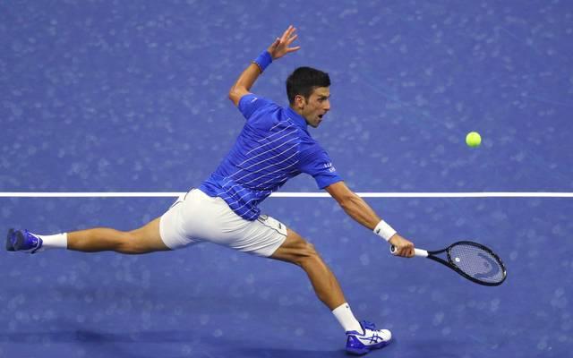 Novak Djokovic ist der große Favorit bei den US Open 2020