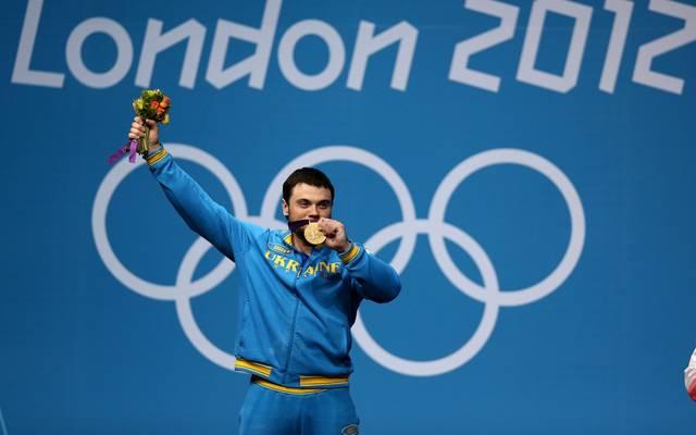 Oleksiy Torokhtiy wurde seine Olympiamedaille von 2012 nachträglich aberkannt