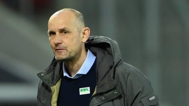 Augsburg unter Zugzwang gegen Bielefeld